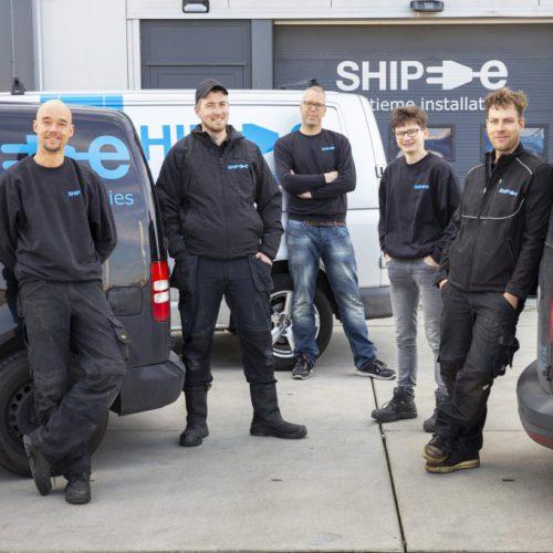 shipe-nieuwbouw-installaties